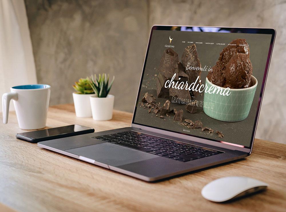 web design Chiardicrema